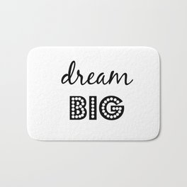 Dream Big Bath Mat