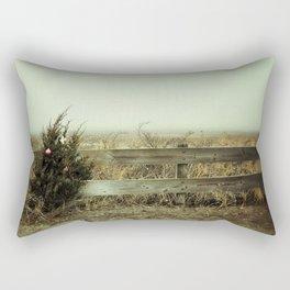 Christmas seaside Rectangular Pillow