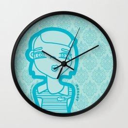 MARGOT (duvet) Wall Clock