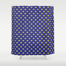 The Kingdom of France. Shower Curtain