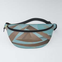 Abstraction – Elements of Creation Fanny Pack