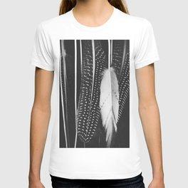 Boho Feathers T-shirt