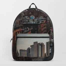 New York City hidden Giraffe Backpack
