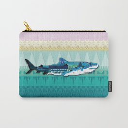 Paralleloshark Carry-All Pouch