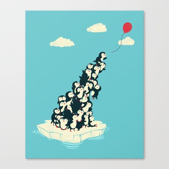 Balloon! Canvas Print