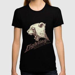 Tiger Crashing T-shirt