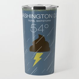 Total Shitstorm Travel Mug