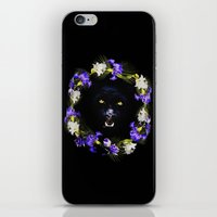 givenchy iPhone & iPod Skins featuring GIVENCHY Panther by V.F.Store
