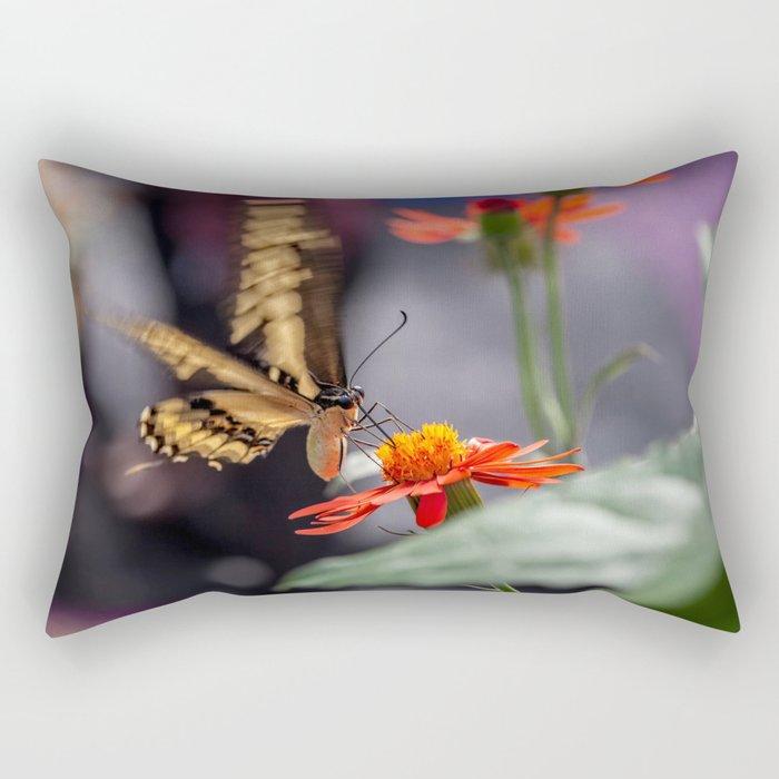 Snack time Rectangular Pillow