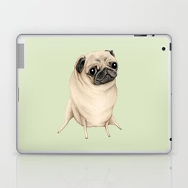 Sweet Fawn Pug Laptop & iPad Skin