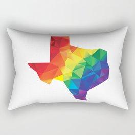 Geometric Pride Texas Rectangular Pillow