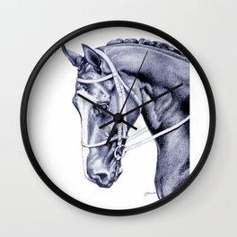 Nureyev (US) - Thoroughbred Wall Clock