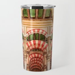 Mezquita de Cordoba - Spain Travel Mug