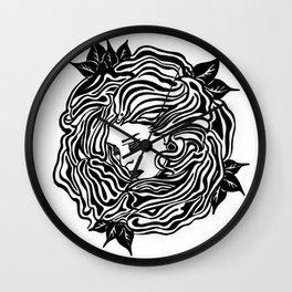 ROSELADY Wall Clock