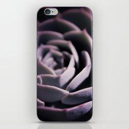DARKSIDE OF SUCCULENTS II-2 iPhone Skin