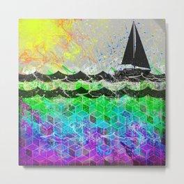 Sailing...Takes Me Away 2 Metal Print