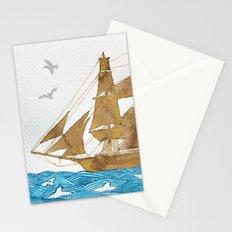 Accompanied - Acompañado - Accompagné Stationery Cards