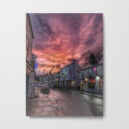 Apocalypse, England Metal Print