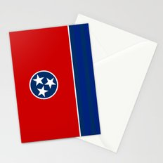 State flag of Tennessee, HQ image Stationery Cards