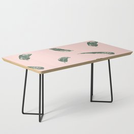 Banana leaf Coffee Table