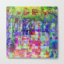 Equations involving a consequence of sequences. 09 Metal Print