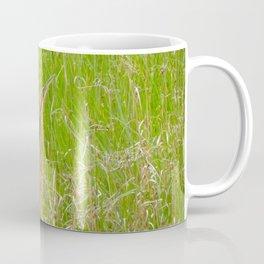 Brown Heron on the Bosque  Coffee Mug