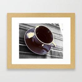 Cup_C Framed Art Print