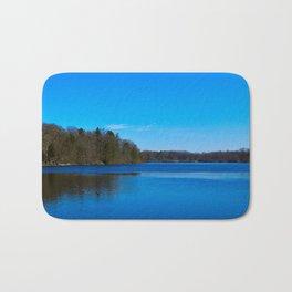 Ann Arbor Lake Bath Mat