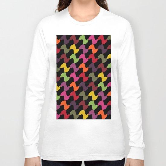 Pattern #28 Long Sleeve T-shirt
