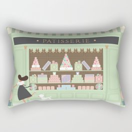 Patisserie Rectangular Pillow