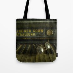 AN eye for music Tote Bag