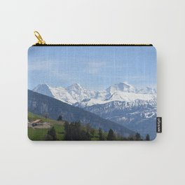 Eiger Bernese Oberland Switzerland Carry-All Pouch