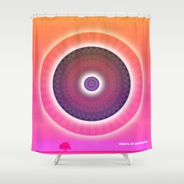 Doors of perception series 2 Shower Curtain