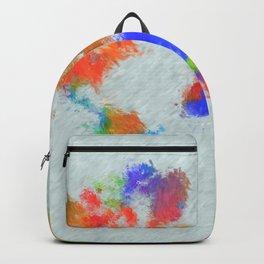 Design 78 World Map Backpack