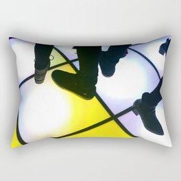Saturday Night Rectangular Pillow