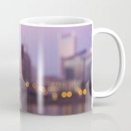 Portland at Dawn Coffee Mug