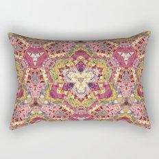 Innocence Mandala 2 Rectangular Pillow