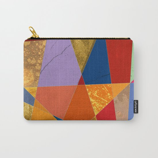 Abstract #337 Carry-All Pouch