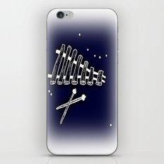 Space Marimba iPhone & iPod Skin