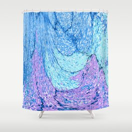 501 - Abstract Design Shower Curtain