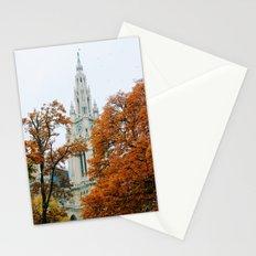 Vienna Rathaus Stationery Cards