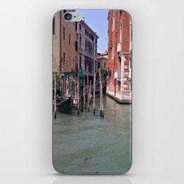 When Venezia Sleeps. iPhone Skin