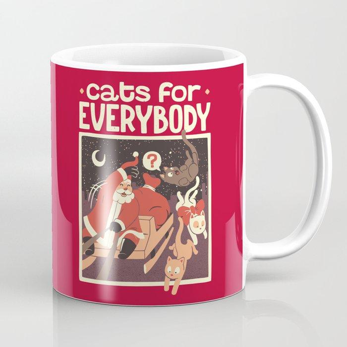 Cats for Everybody Coffee Mug