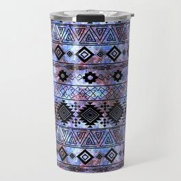 Aztec galaxy pattern. Travel Mug