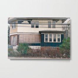 Rockaway Home Metal Print