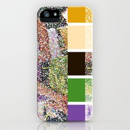 Color You Into My Life iPhone Case