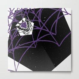 Arachne, The Weaver Metal Print
