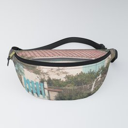 Cottage across the Road Fanny Pack
