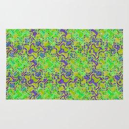 Polyp Green - Coral Reef Series 015 Rug