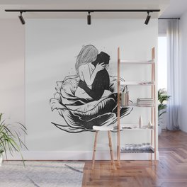 Heaven moments. Wall Mural